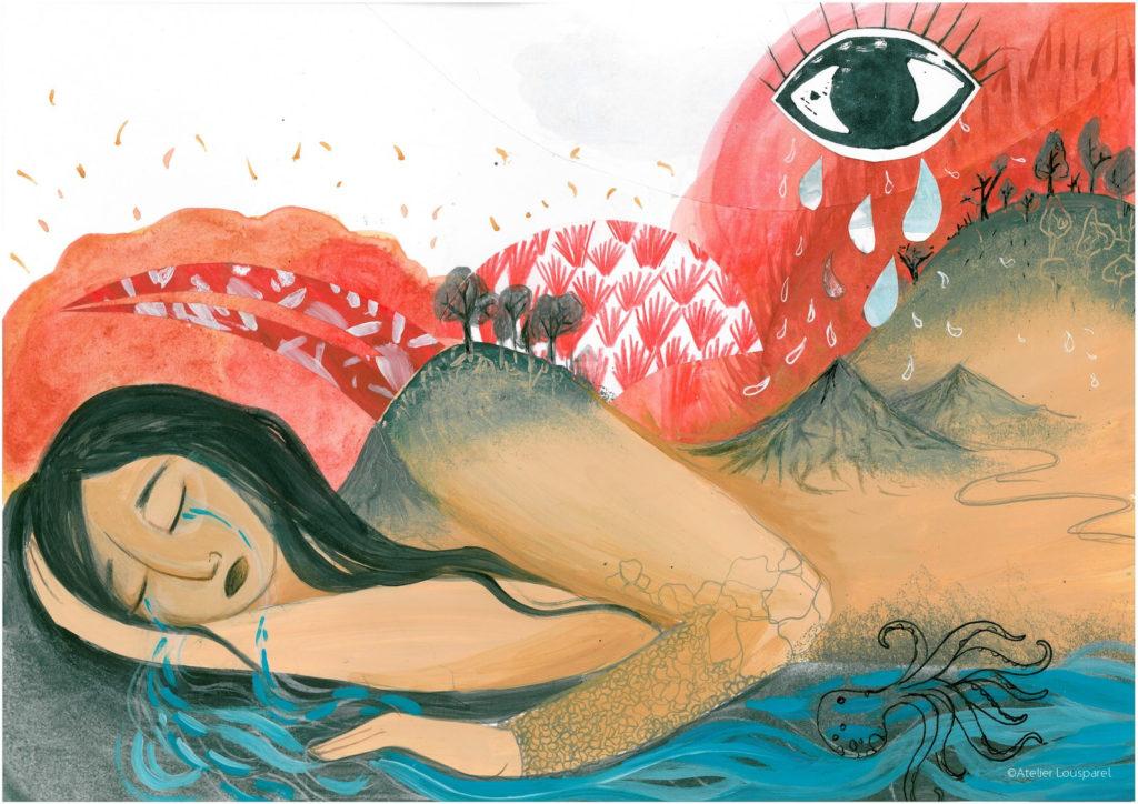histoire_illustration_enfant_kamishibai_jeu_morale_écologique_imprimé_france_feu_homme_atelier_lousparel_art_peinture (7)